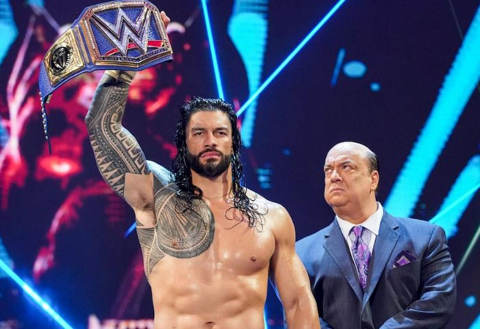 WWE Roman Reigns Phone Number
